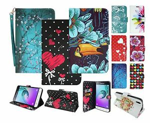 "Folio PU Leather Tablet Case Stand Cover For Samsung Galaxy Tab E 8.0"" SM-T377"