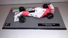 McLaren MP4/8 1993 Ayrton Senna 1:43 Model Panini F1 collection