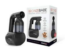 Bronze Babe Personal Spray Tan Kit - Black