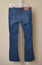 Lucky Brand Jeans Dark Wash Denim Bootcut Button Fly Low Rise Women's size 4 /27