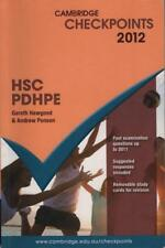 HSC PDHPE - CAMBRIDGE CHECKPOINTS GR8 USED - FAST FREE POST FROM SYDNEY
