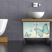 Unterschrank 29.5x37 Türen IKEA FULLEN einzigartig Deko Blaue Schmetterlinge