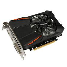 Gigabyte GV-N105TD5-4GD GeForce GTX 1050 Ti D5 4GB GDDR5 tarjeta gráfica