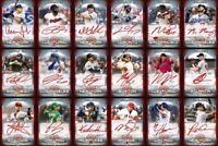 2020 Topps Bunt National Day Red Signature Shop Super Rare [DIGITAL]
