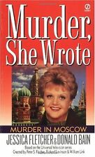 Murder in Moscow (Murder, She Wrote) by Jessica Fletcher, Donald Bain