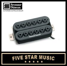 SEYMOUR DUNCAN INVADER HUMBUCKER NECK PICKUP BLACK SD-SH-8NB NEW