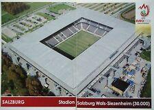 Panini 18 & 19 Stadion Salzburg UEFA Euro 2008