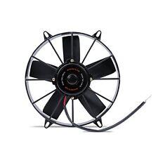"""Mishimoto MMFAN-12HD Black 12"""" High-Flow Race Line Fan"""