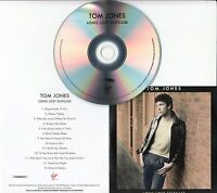 TOM JONES Long Lost Suitcase 2015 UK numbered 13-track promo test CD Imelda May