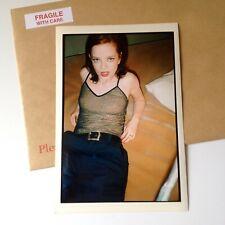 Shirley Manson - Garbage, Butch Vig, Steve Marker & Duke 2 x Promo Photographs