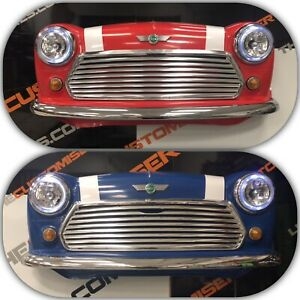 Classic mini wall art front end display mancave cooper collectable wall hanger