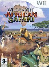 Wild Earth African Safari Nintendo Wii
