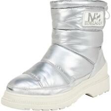 Sam Edelman Metálico de Cuero para Mujer Zapatos Botas De Invierno Carlton BHFO 9180