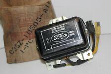 Orig NOS 1962 Ford Thunderbird Generator Voltage Regulator 15V 40A C2SZ-10505-B