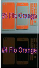 iPhone 5S * Matte * Glow in the Dark Full Body Skin sticker  ( Stronger Glow )