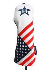 USA #5 Rescue Hybrid Patriot Golf Limited Edition Vintage Patriotic Head Cover