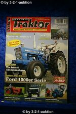 Oldtimer Traktor 9-10/10 Ford 4000 6Y Unimog 425 U 1500 Lanz A 1305 Fahr D 460