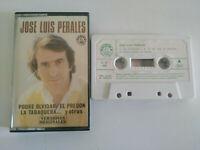 JOSE LUIS PERALES GRANDES EXITOS ONDINA 1981 - CASSETTE TAPE