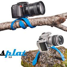 Miggo Splat Flexible Tripod for DSLR Camera - Blue