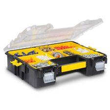 Stanley FatMax Professional Deep Storage Organiser Kit Case Handle Toolbox Tools