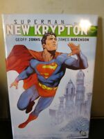 SUPERMAN NEW KRYPTON Vol. 1 HC, DC, Johns/Robinson~