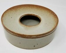 Dansk Nielstone 2 Piece Plate Warmer Bowl -Niels Refsgaard