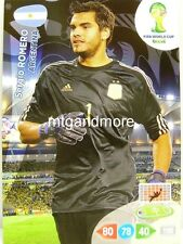 Adrenalyn XL - Sergio Romero - Argentinien - Fifa World Cup Brazil 2014 WM