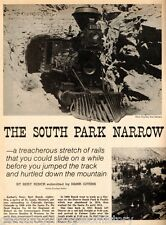 HISTORY OF THE SOUTH PARK NARROW GAUGE