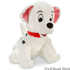 "Disney Store Rolly Plush Doll 101 Dalmatians Medium Size 14"" Stuffed Animal NWT"