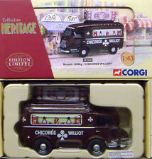 CORGI FRENCH HERITAGE Renault 1000Kg Chicoree Willot EX70535