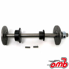 "3/4"" #41 Custom Jackshaft Kit w/ 10"" Jackshaft Mini Bike Go Kart Drift Trike"