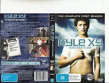 Kyle XY:Declassified-The Complete First Season-2006/09-TV Series USA-3 Disc-DVD