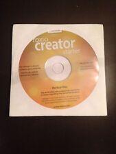 Roxio Creator Starter