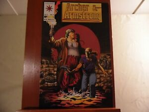 Archer & Armstrong #3 (Valiant 1992) Free Domestic Shipping