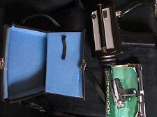 Super 8 Porst Reflex ZR422 mit Tasche und noch enthaltenem Film von AGFA 8 mm
