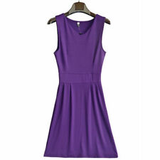 Sexy Women Summer Casual Sleeveless Party Evening Cocktail Short Mini Dress-4
