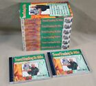 NEW SEALED TREND TRADING TO WIN 6 VHS VIDEO & 2 CD SET MICHAEL WAXIE PARNESS