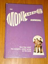 MONKEES BRITISH ANNUAL 1967 VG <