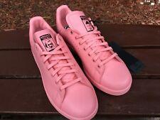 Adidas Raf Simons Stan Smith men's shoes sneakers salmon pink F34269 size 8