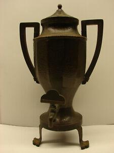 XX Rare!! 1910's Jos. Heinrichs New York Percolator Electric!!