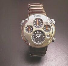 Case  Seiko Sportura Kinetic 9T82-OA10, Chronograph Limited Edition (no movement