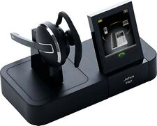 Jabra PRO 9470 Wireless Headset for Mobile, Deskphone & Softphone, Touch Screen