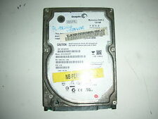 "Seagate Momentus 5400.2 100gb ST9100824AS 100366370 3.06 2,5"" SATA"