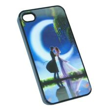 3D HOLOGRAM CASE SHELL FOR iPHONE 4 4S LOVE MARRIAGE LOVERS MOON