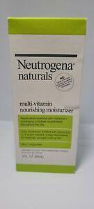Neutrogena Naturals Multi Vitamin Nourishing Moisturizer 3 Fl. Oz