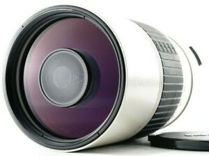 EX+++ SIGMA Mirror Telephoto 1000mm F/13.5 MF Lens For Olympus OM From JAPAN