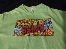 Awesome lot! Tie dye and weed / marijuana shirt lot