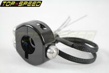 1'' 25mm Handle Bars M-Switch Hand Control Push-Button For 12V Scooter Universal