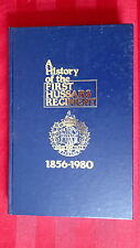 WW2 Canadian A History of the First Hussars Regiment 1856-1980 Reference Book
