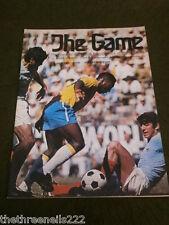 THE GAME # 54 - Football Jules Rimet Trophy